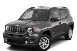 Lease 2020 Jeep Renegade Gallery 1