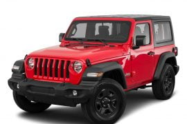 Lease 2020 Jeep Wrangler Gallery 1