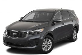 Lease 2020 Kia Sorento Gallery 1
