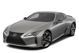 Lease 2020 Lexus LC 500h Gallery 2