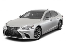 Lease 2020 Lexus LS 500 Gallery 1