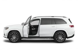 Lease 2020 Mercedes-Benz GLS Gallery 0