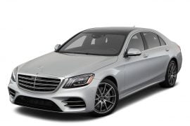 Lease 2020 Mercedes-Benz S-Class Gallery 1