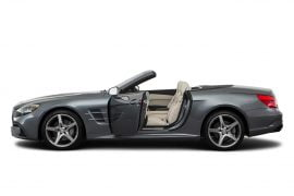 Lease 2020 Mercedes-Benz SL-Class Gallery 0