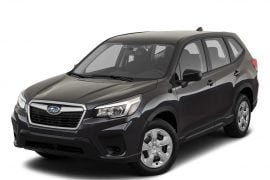 Lease 2021 Subaru Forester Gallery 2