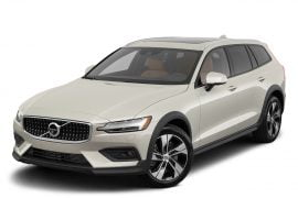 Lease 2020 Volvo V60 Cross Country Gallery 1