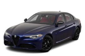 Lease 2021 Alfa Romeo Giulia Gallery 2