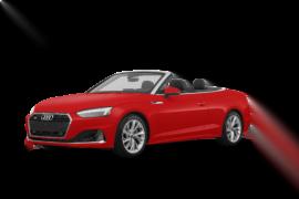 2021 Audi A5 Convertible