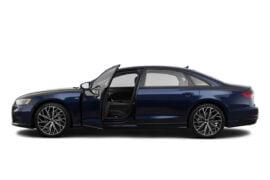 Lease 2021 Audi A8 L Gallery 0