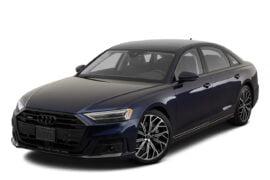 Lease 2021 Audi A8 L Gallery 1