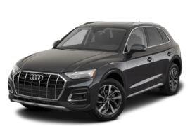 Lease 2021 Audi Q5 Gallery 1