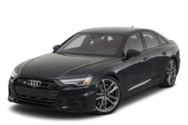 Lease 2021 Audi S6 Gallery 1