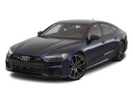 Lease 2021 Audi S7 Gallery 1