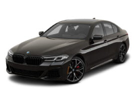Lease 2021 BMW 5 Series Gallery 1