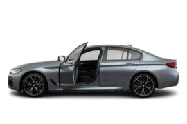 Lease 2021 BMW 5 Series Gallery 0