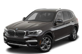 Lease 2021 BMW X3 Gallery 1