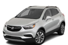 Lease 2021 Buick Encore Gallery 1