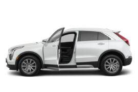 Lease 2021 Cadillac XT4 Gallery 0