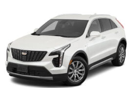 Lease 2021 Cadillac XT4 Gallery 1