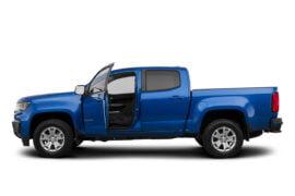 Lease 2021 Chevrolet Colorado Gallery 0