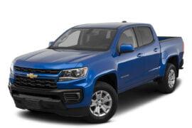 Lease 2021 Chevrolet Colorado Gallery 2