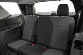Lease 2021 Chevrolet Traverse Gallery 2