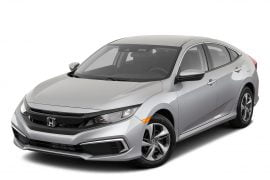 Lease 2021 Honda Civic Gallery 2