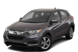 Lease 2021 Honda HR-V Gallery 2