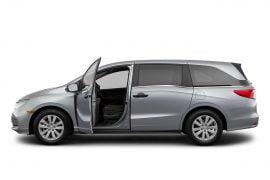 Lease 2021 Honda Odyssey Gallery 0