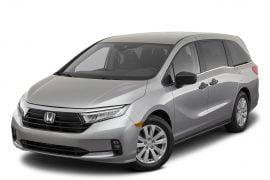 Lease 2021 Honda Odyssey Gallery 2