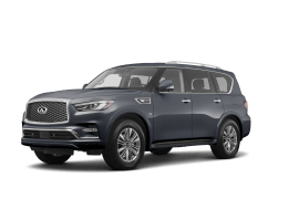 Lease 2021 INFINITI QX80, Best Deals and Latest Offers