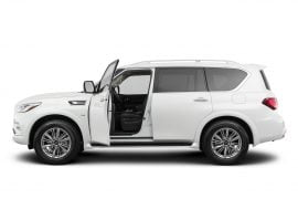 Lease 2021 Infiniti QX80 Gallery 0