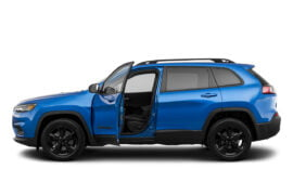Lease 2021 Jeep Cherokee Gallery 0