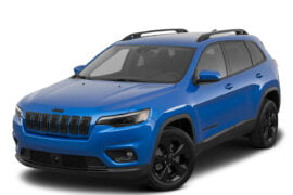 Lease 2021 Jeep Cherokee Gallery 1