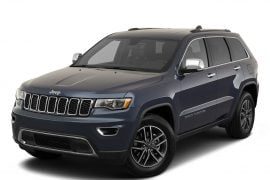 Lease 2021 Jeep Grand Cherokee Gallery 1