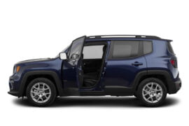Lease 2021 Jeep Renegade Gallery 0