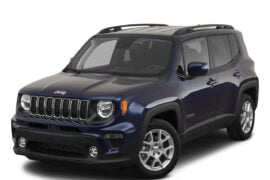Lease 2021 Jeep Renegade Gallery 2