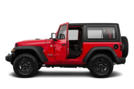 Lease 2021 Jeep Wrangler Gallery 0