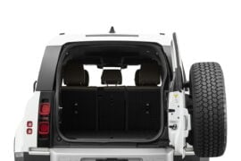 Lease 2021 Land Rover Defender Gallery 2