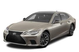 Lease 2021 Lexus LS 500 Gallery 1