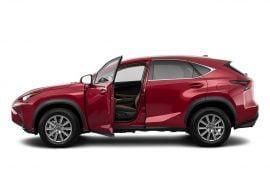 Lease 2021 Lexus NX 300 Gallery 0