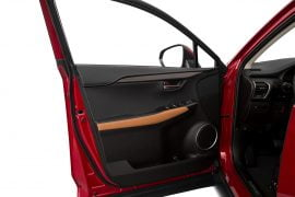 Lease 2021 Lexus NX 300 Gallery 1