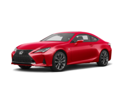 Lease 2021 Lexus RC 300, Best Deals and Latest Offers