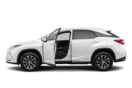 Lease 2021 Lexus RX 450h Gallery 0