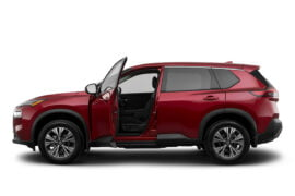 Lease 2021 Nissan Rogue Gallery 0