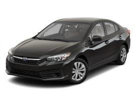 Lease 2021 Subaru Impreza Gallery 2