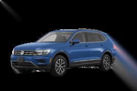 Lease 2021 Volkswagen Tiguan, Best Deals and Latest Offers