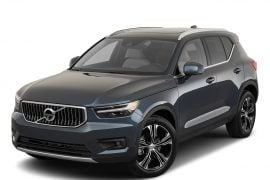 Lease 2021 Volvo XC40 Gallery 1
