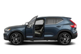 Lease 2021 Volvo XC40 Gallery 0