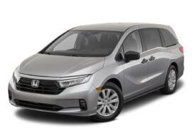 Lease 2022 Honda Odyssey Gallery 2